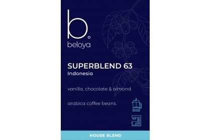 House Blend | Superblend 63