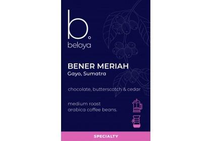 Specialty | Bener Meriah