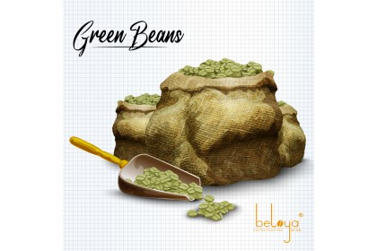 Green Beans | Bener Meriah Single-Origin Arabica Gayo Beans